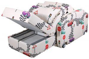 Bahadir Child Concept Sofa Bed